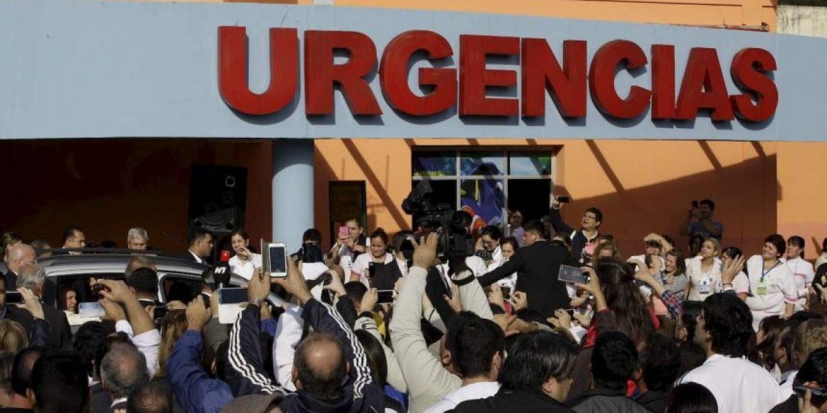 Las imágenes más destacadas del segundo día del Papa Francisco en Paraguay
