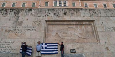 En las que incluyen la red eléctica, la cual Atenas pretende mantenerla en su poder. Foto:AFP