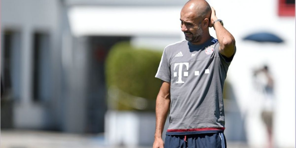 Figuras del Bayern Munich prefieren irse con el enemigo a seguir con Guardiola