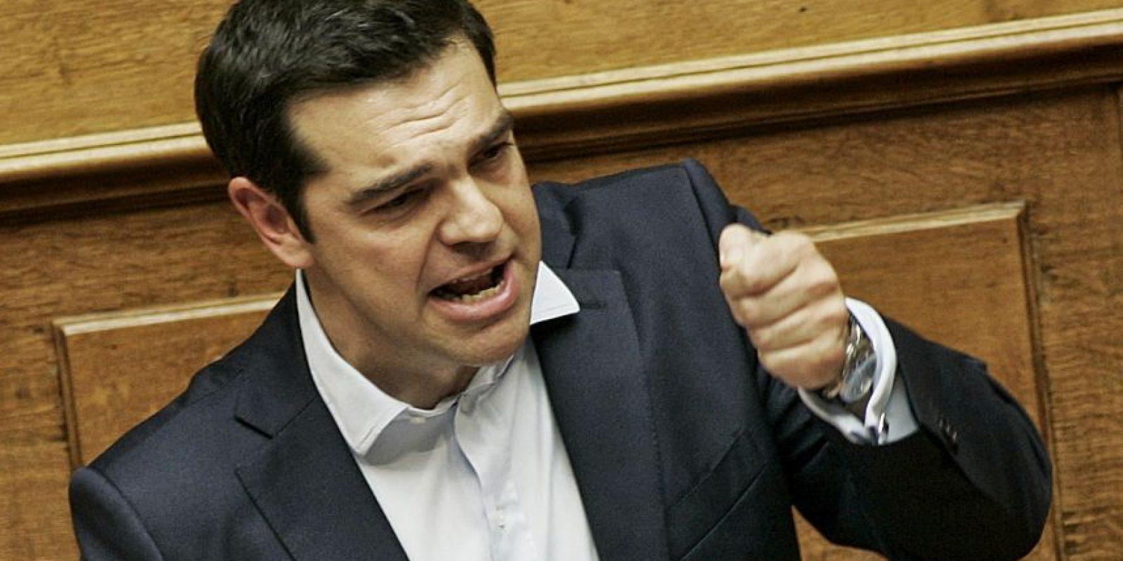 En ese año, se convirtió en líder de la oposición. Foto:Getty Images