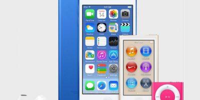 Tras mucho tiempo sin noticias del primer gadget exitoso de Apple, comienzan a surgir rumores sobre un lanzamiento con nuevos colores y modelos Foto:Apple
