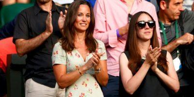 Pippa Middleton, hermana de la princesa Catherine de Cambrigde, fue de las invitadas recurrentes. Foto:Getty Images