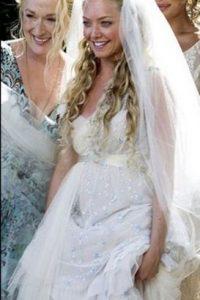"""Se """"casó"""" en """"Mamma """"Mía"""". Foto:vía Universal"""
