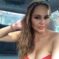 """Fue novia del conocido traficante, Wilbert Varela, alias """"El Jabón"""", fue asesinada en 2011 Foto:Vía facebook.com/yovanna.guzman"""