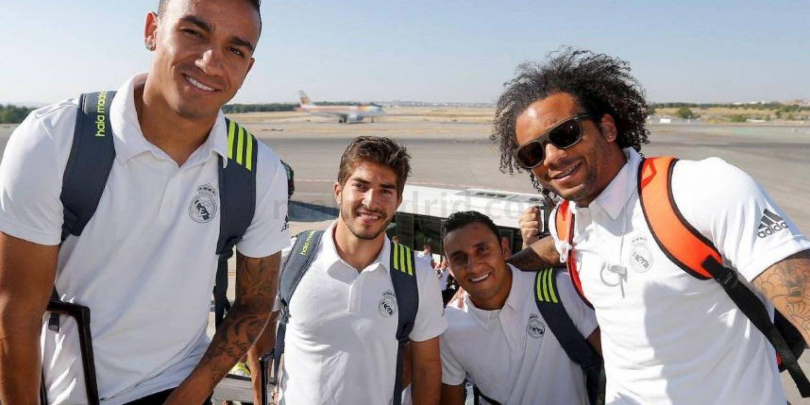 Es la primera vez en 17 años que Iker Casillas no viaja con ellos. Foto:realmadrid.com