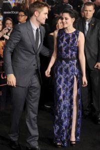 """En Junio de 2010, los MTV Movie nominaban a actores al premio de """"Mejor Beso"""", por su escena de la segunda película de la saga Foto:Getty Images"""