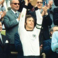 Franz Beckenbauer – 11 de septiembre de 1945. Foto:Getty Images