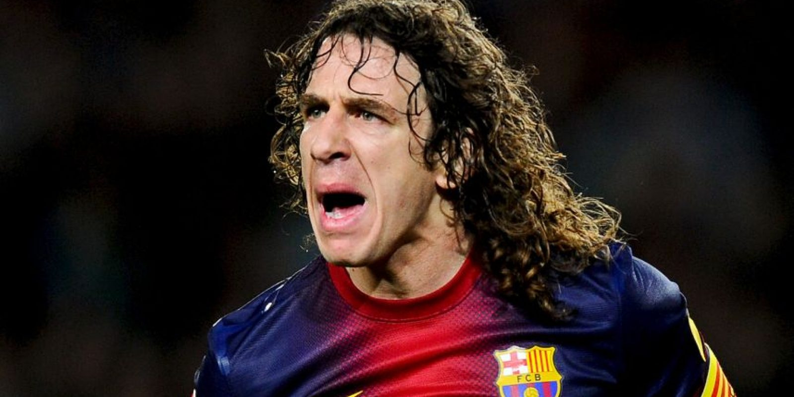 Carles Puyol – 13 de abril de 1978. Foto: Getty Images