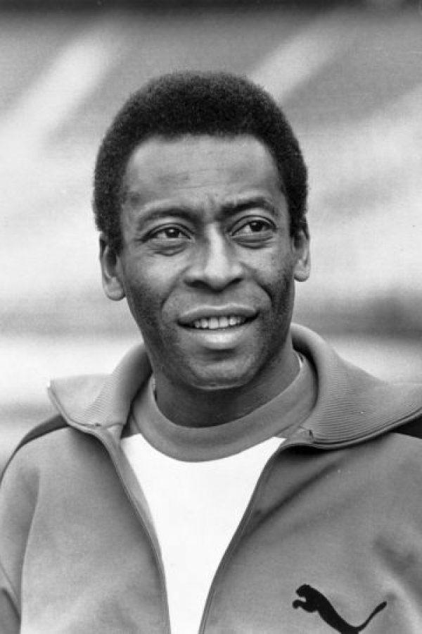 Pelé – 23 de octubre de 1940. Foto:Getty Images