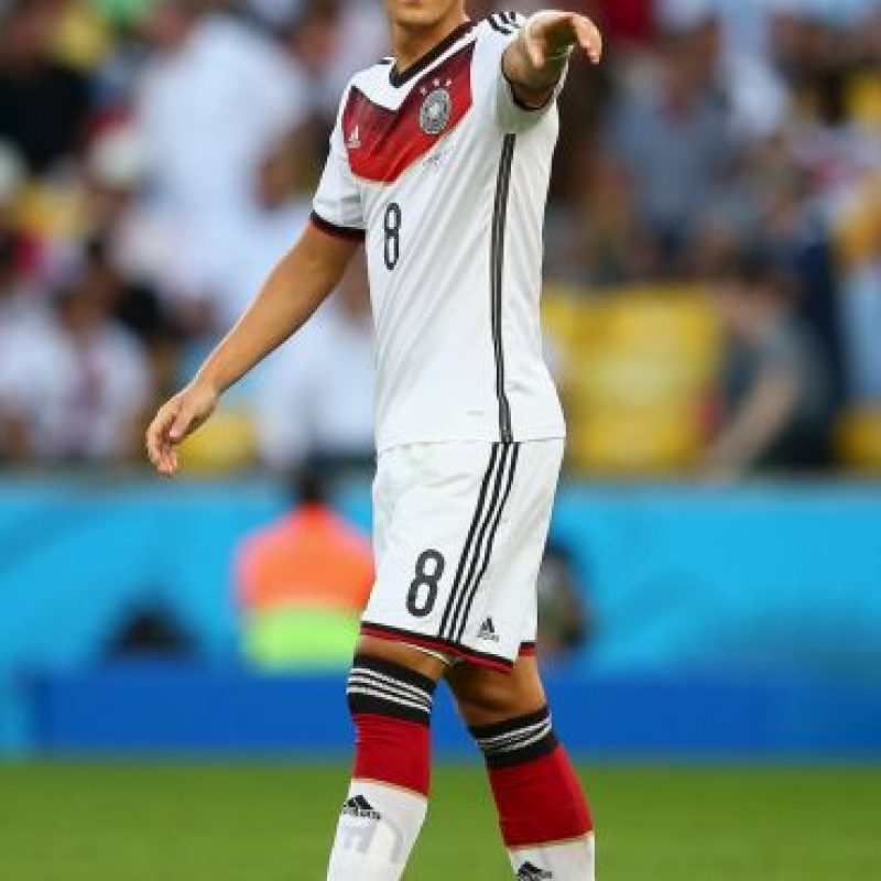 Mesut Özil – 15 de octubre de 1988. Foto:Getty Images