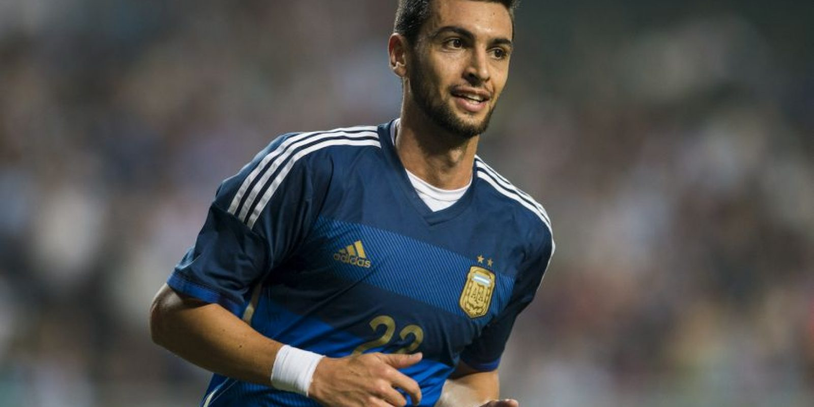 Javier Pastore – 20 de junio de 1989. Foto: Getty Images