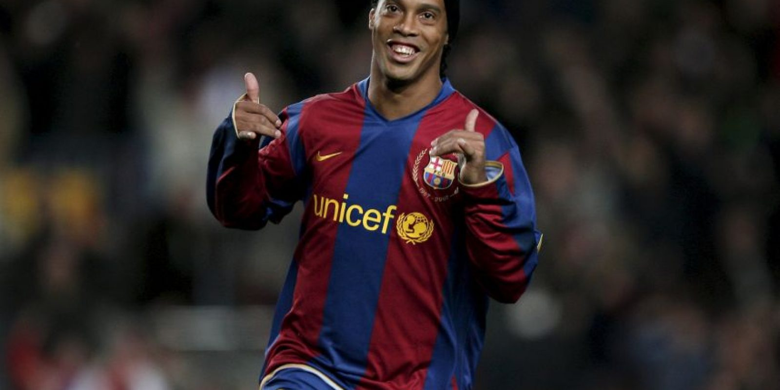 Ronaldinho – 21 de marzo de 1980. Foto: Getty Images
