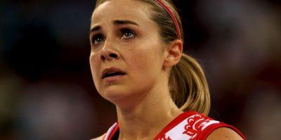Un momento especial de su carrera se dio cuando obtuvo la nacionalidad rusa y decidió competir por este equipo europeo en los Juegos Olímpicos de Pekín 2008 en los que ganó la medalla de bronce. Foto:Getty Images