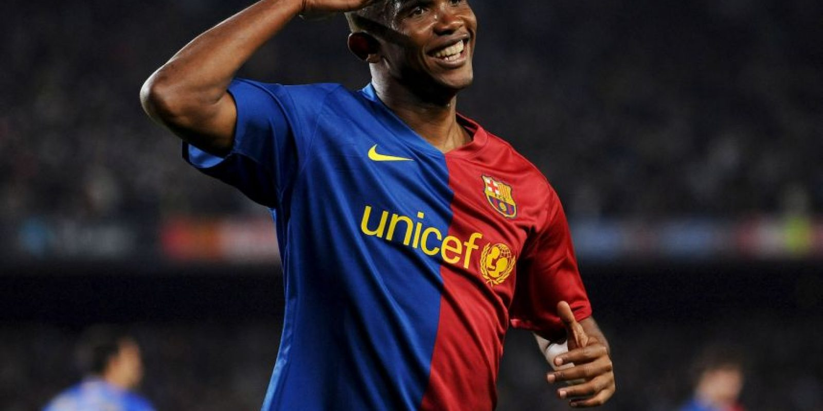 Samuel Eto'o – 10 de marzo de 1981. Foto: Getty Images