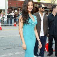 El vestido azul más horrible del mundo luego del de Mónica Lewinsky. Foto:vía Getty Images
