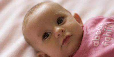 Otra carita adorable de bebé Foto:Pixabay