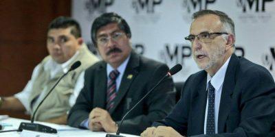 La CICIG señala al candidato a la vicepresidencia por Líder de lavado de dinero