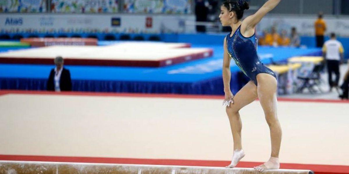 #Toronto2015 Un tropezón aleja a Ana Sofía de la medalla