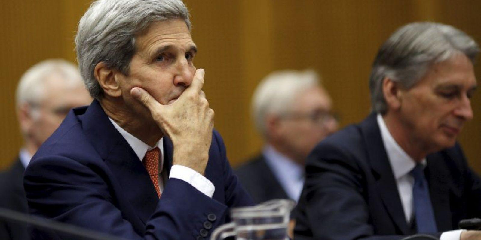 """""""Gracias a este acuerdo, la comunidad internacional podrá verificar que Irán no desarrolla un arma nuclear"""", agregó. Foto:AP"""