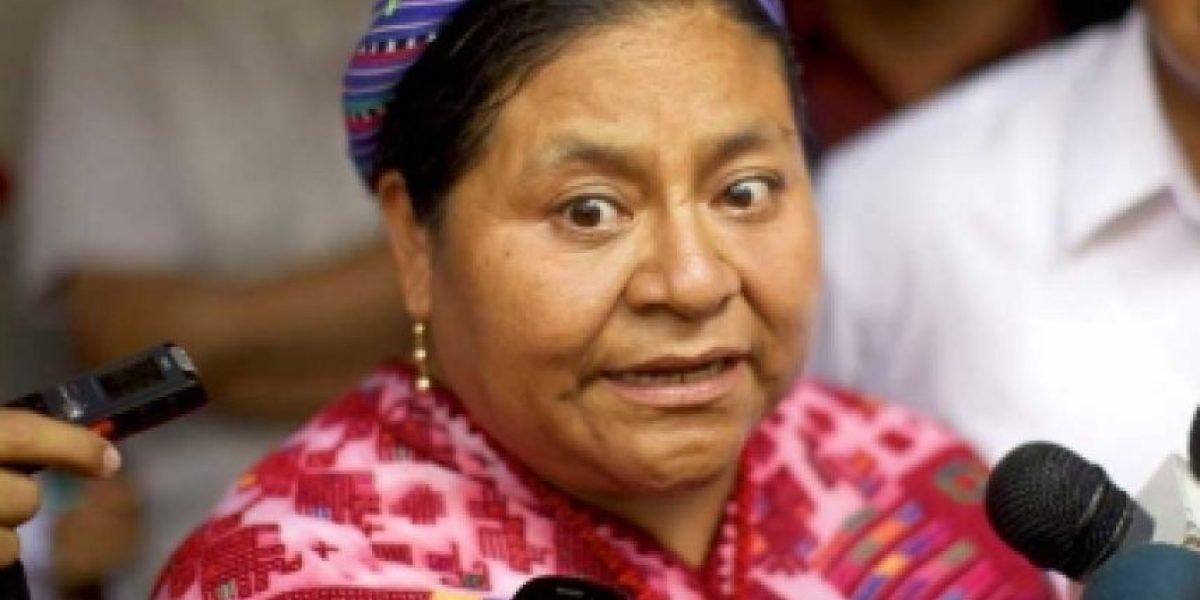 Usuarios reviven apoyo de premio Nobel de la Paz a Manuel Baldizón
