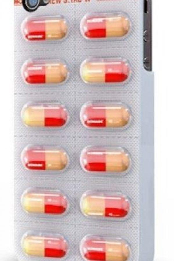 Unas píldoras. Foto:Pinterest