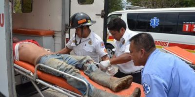 Trabajadores de Municipalidad de Santa Catarina Pinula quedan soterrados