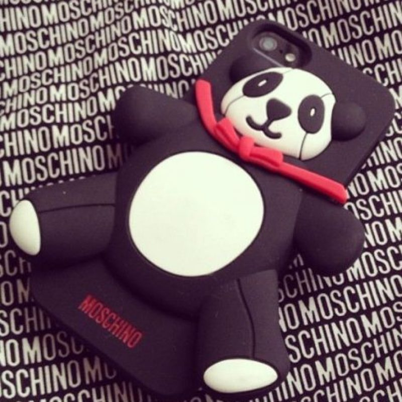 Un oso panda. Foto:Pinterest