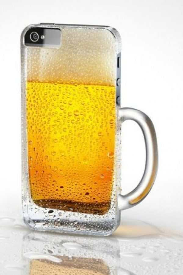 Un tarro de cerveza. Foto:Pinterest