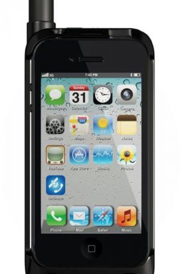Un celular. Foto:Pinterest