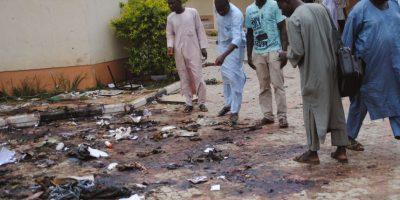 Los ataques comenzaron desde la madrugada del martes. Foto:AFP