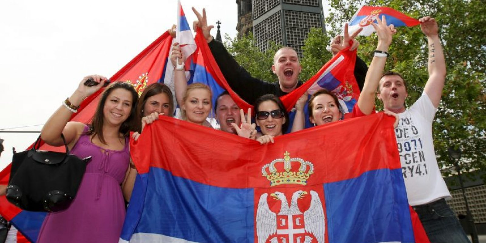 10. Serbia Foto: Getty Images