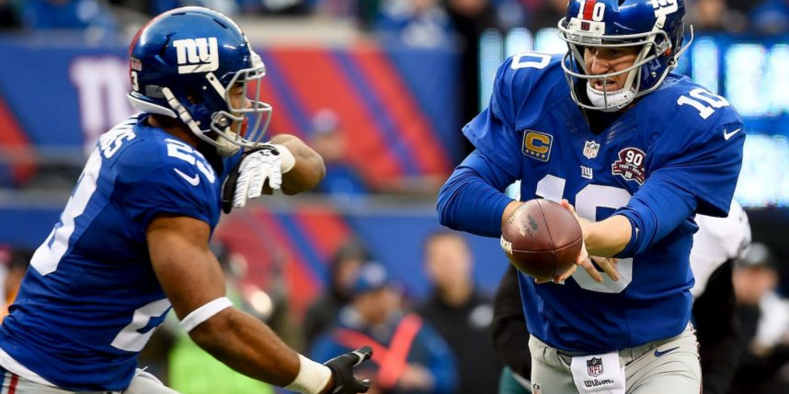 13. New York Giants. Foto: Getty Images