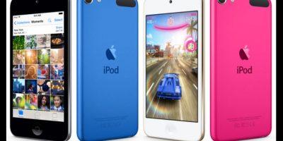 Y se ha incluido 8 megapíxeles en la cámara principal Foto:Apple