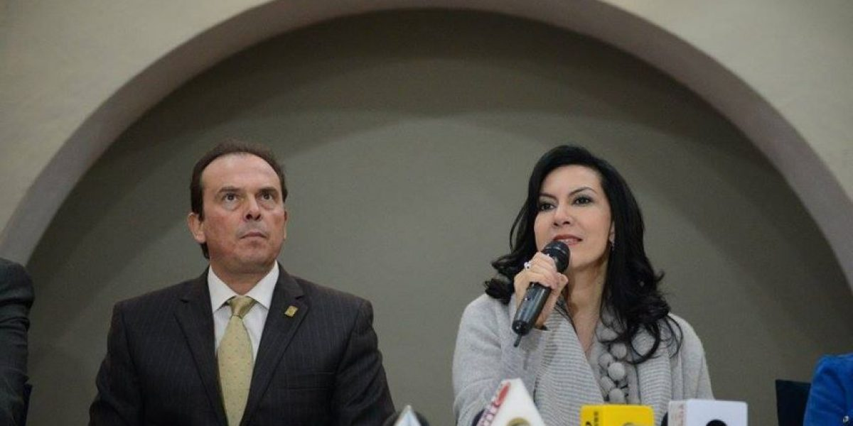 Zury Ríos recurrirá a la CSJ para poder ser inscrita