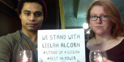 Su cruzada se hizo viral. Foto:vía Facebook/Justice for Leelah Alcorn