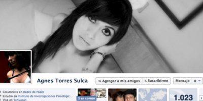Agnes Torres Sulca fue una activista transexual mexicana asesinada en 2012. Fue golpeada, apedreada y degollada. Foto: vía Facebook/Agnes Torres Sulca