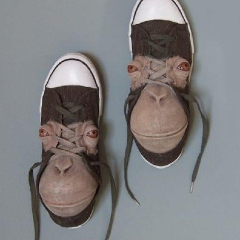 ¿Usarían estos? Foto:Tumblr.com/Tagged/zapatos/fail