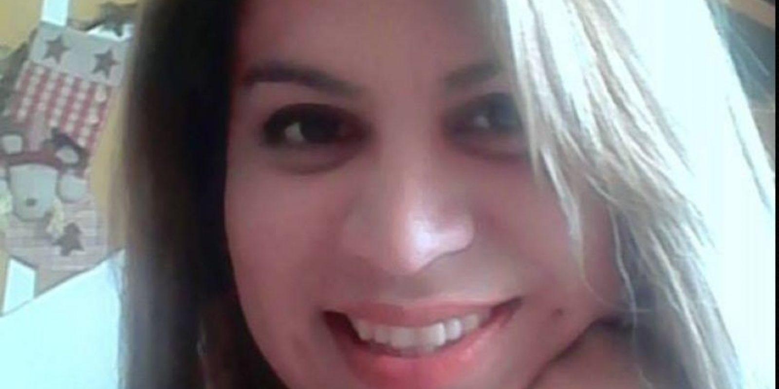 Kathalina Friedman, de Chile, fue golpeada brutalmente por 10 personas en Antofagasta, hasta hacerle perder el conocimiento. Foto:vía Facebook/Kathalina Friedman