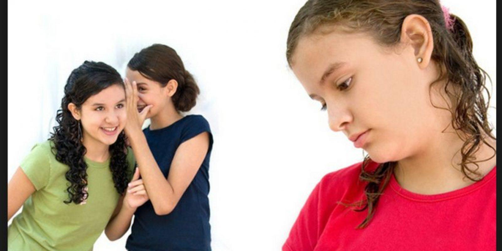 El bullying es la discriminación o segregación por cualquier índole y frecuentemente se presenta entre los adolescentes y jóvenes Foto:Wikicommons