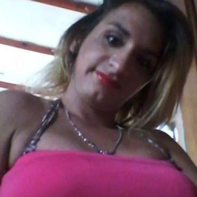 Sherry Campusano, chilena, fue atropellada y golpeada por un cabo de la Fuerza Aérea de ese país, que fue relevado de su servicio. Foto:vía Facebook/Sherry Campusano