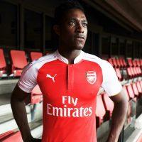 """Los """"Gunners"""" llevarán un modelo parecido al que usaron hace 10 años. Foto:Vía facebook.com/Arsenal"""