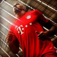 """Los """"bávaros"""" estrenarán un modelo elegante completamente rojo. Foto:Vía facebook.com/fcbayern.es"""