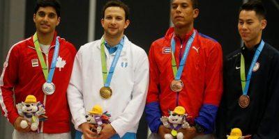 Kevin Cordón es bicampeón panamericano de bádminton