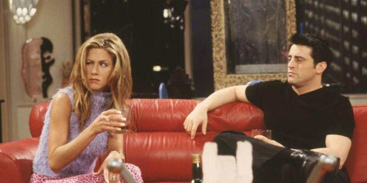 Aseguran que Jennifer Aniston le fue infiel a Brad Pitt con Matt LeBlanc