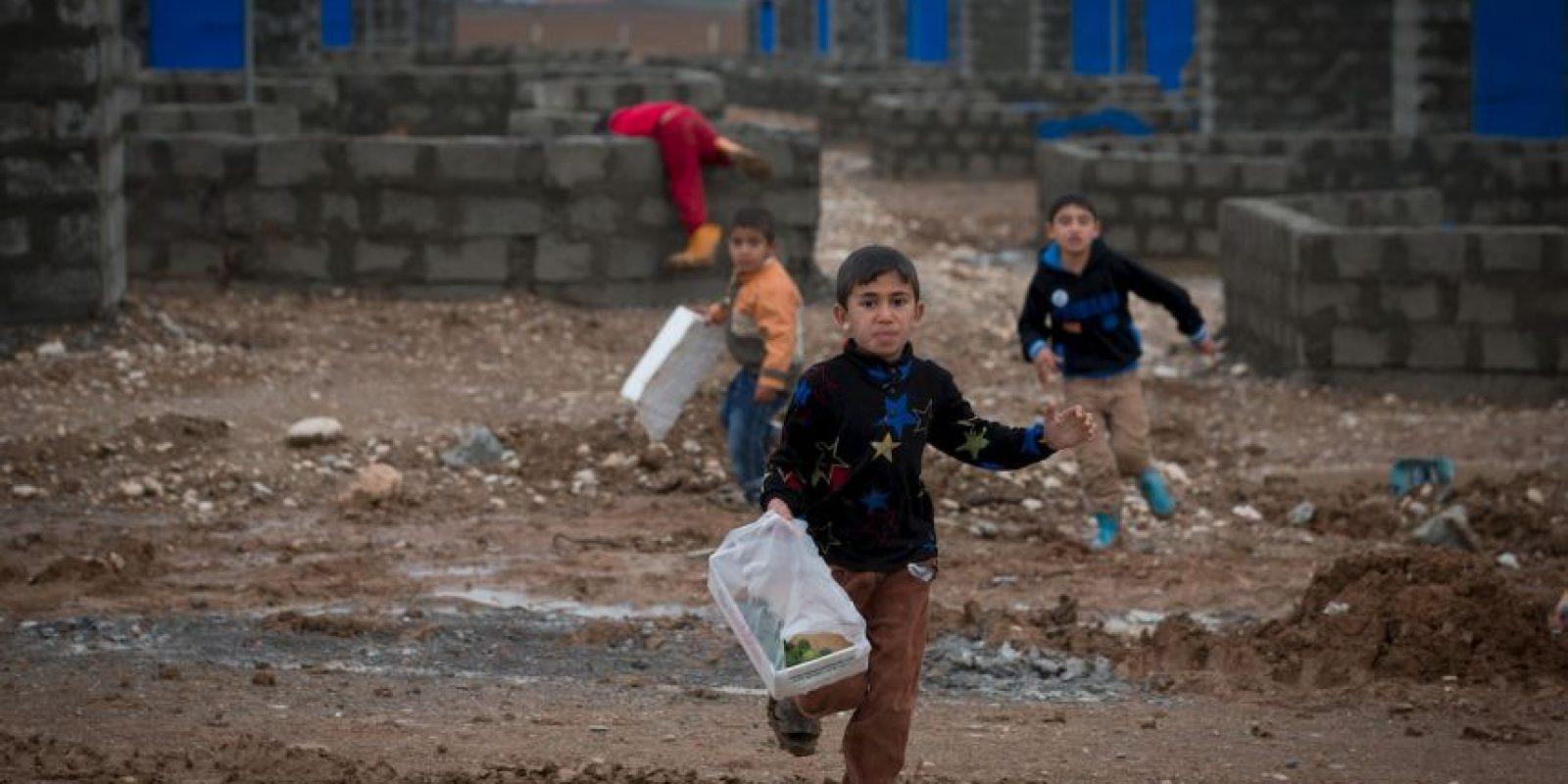 4. Los menores son usados especialmente para atentados con autos bomba. Foto:Getty Images