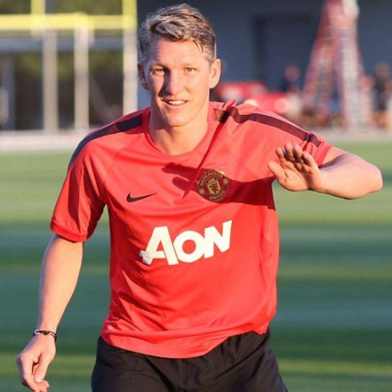 Pasó toda su vida en el Bayern Munich, pero ahora es jugador del Manchester United. Este 1 de agosto cumplirá 31 años. Foto:Getty Images