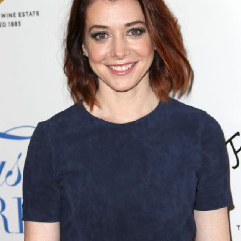 2015. Interpretada por Alyson Hannigan Foto: Getty Images