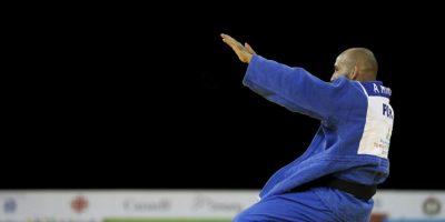 Consiguió la medalla en judo, en menos de 73 kilogramos Foto:AP
