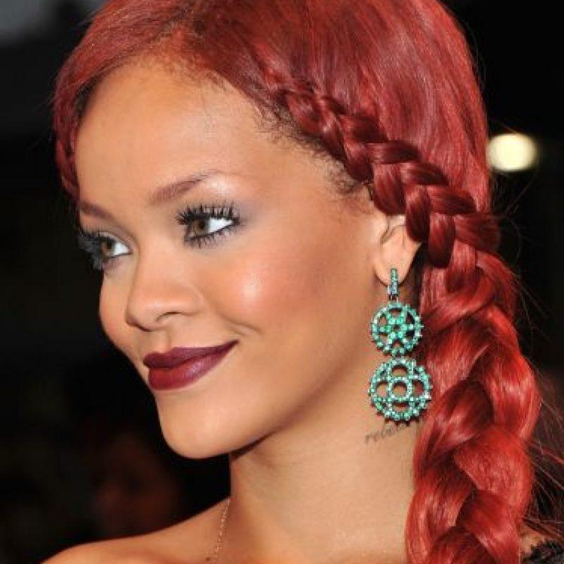 Por suerte, es tan amable como la Rihanna original Foto:Getty Images