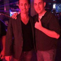 Él tiene una buena foto con un buen doble de Matthew McConaughey Foto:vía collegehumor.com